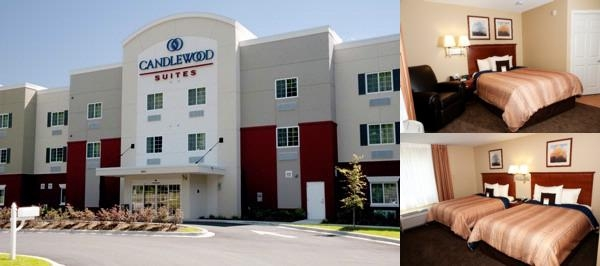 Candlewood Suites Tallahassee photo collage