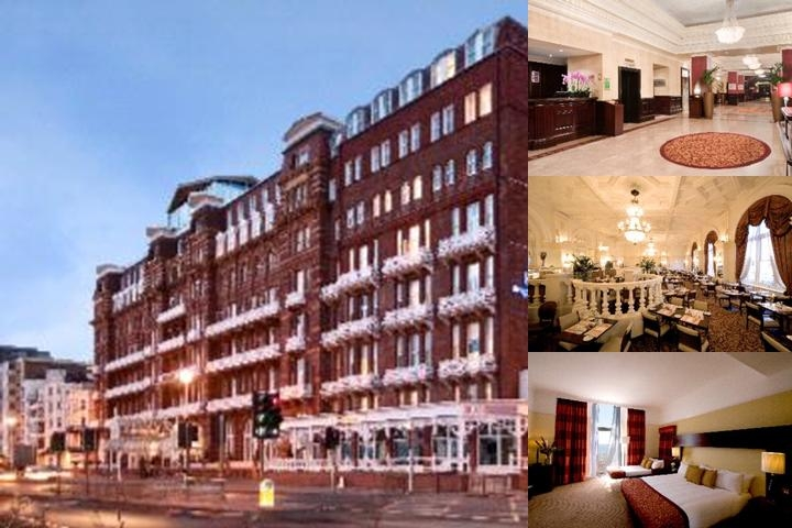 The Trafalgar Hilton photo collage
