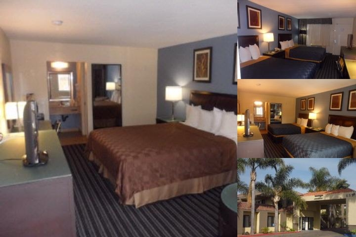 Days Inn San Diego Chula Vista South Bay photo collage