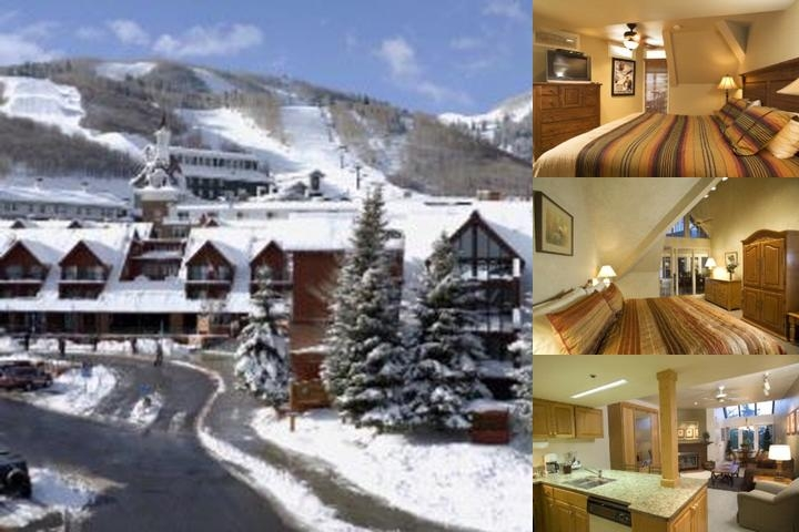 The Lodge at Mountain Village photo collage