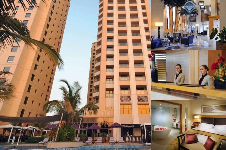 Movenpick Hotel Jumeirah Beach photo collage