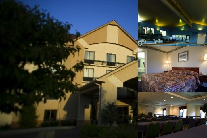 Quality Inn & Suites Biltmore South photo collage