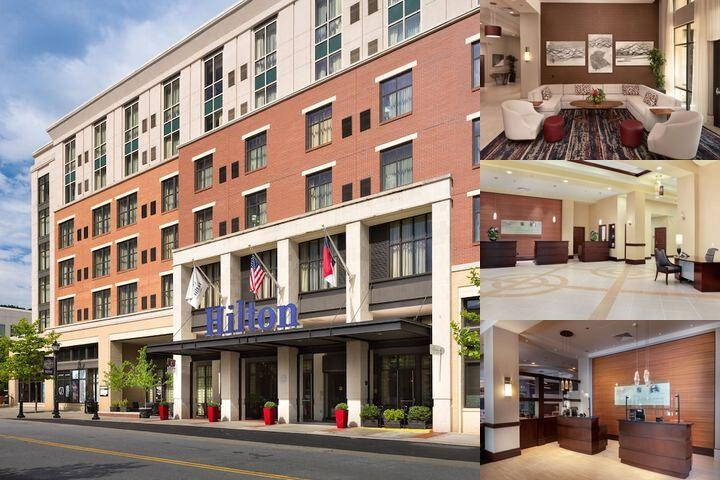 Hilton Asheville Biltmore Park photo collage