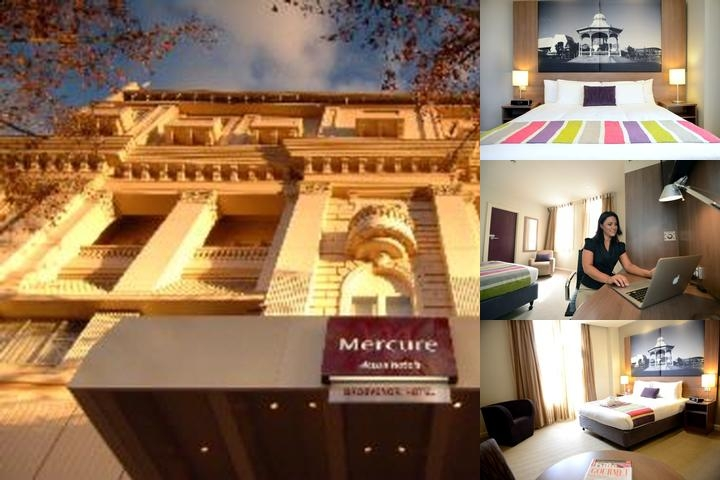 Mercure Grosvenor Hotel photo collage