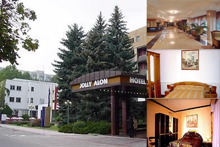 Jolly Alon Hotel photo collage