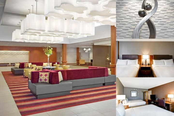 Doubletree by Hilton West Edmonton photo collage
