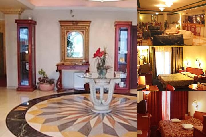 Laodamia Hotel photo collage