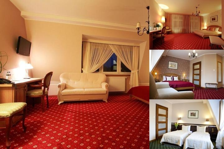 Hotel Pod Orlem photo collage