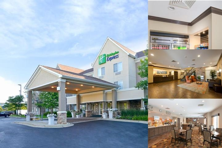 Holiday Inn Express & Suites Riverwood / Deerfield