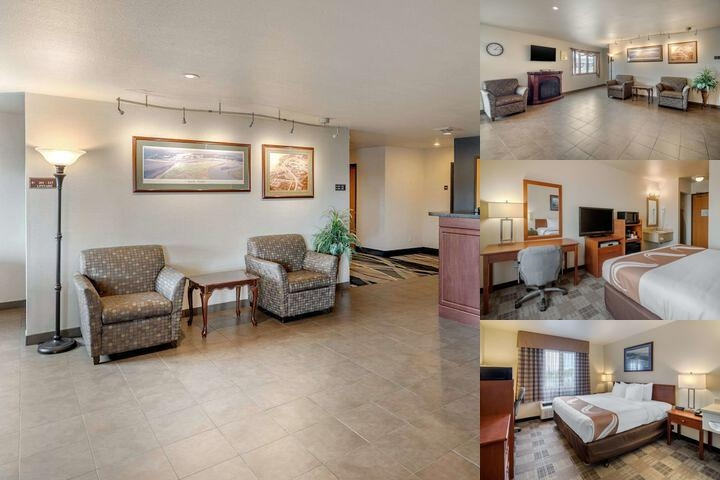 Quality Inn Kenai photo collage