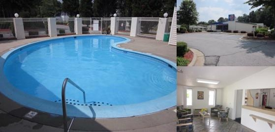 Motel 6 Atlanta Airport Union City photo collage