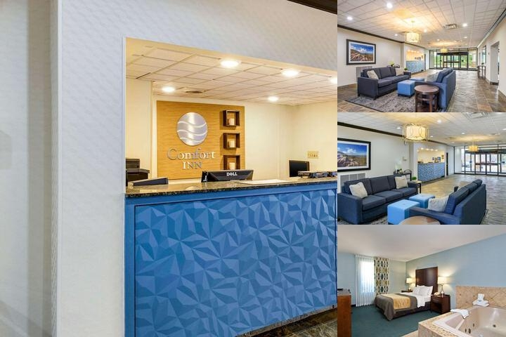 Comfort Inn Monticello photo collage