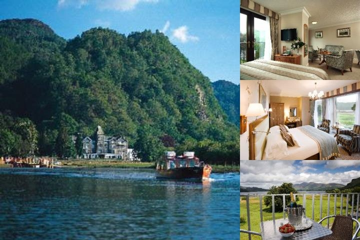 Lodore Falls Hotel & Spa photo collage
