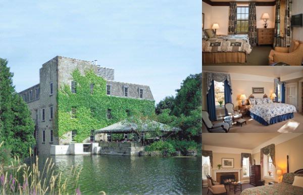 Millcroft Inn Spa Photo Collage
