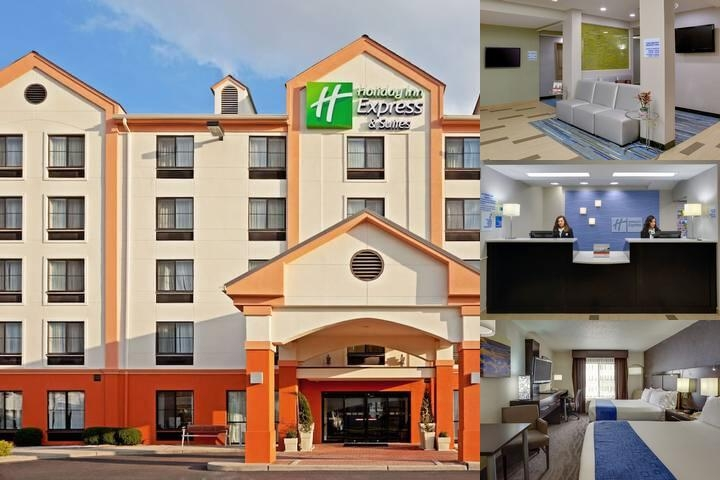 Holiday Inn Express & Suites Carlstadt Nj photo collage