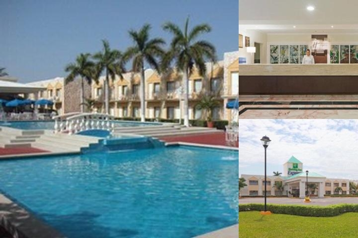 Holiday Inn Express Cancun Zona Hotelera photo collage