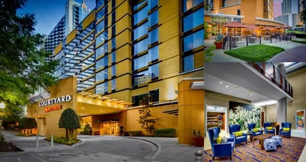 Courtyard by Marriott Atlanta Buckhead photo collage