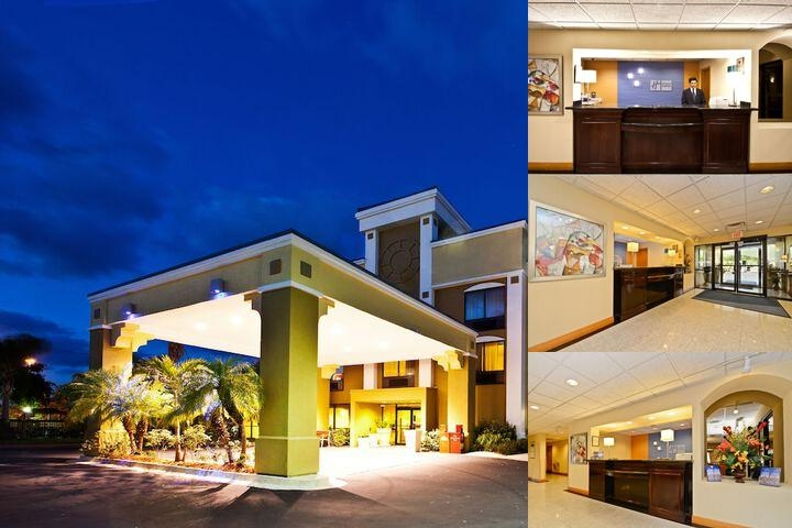 Holiday Inn Express Vero Beach photo collage