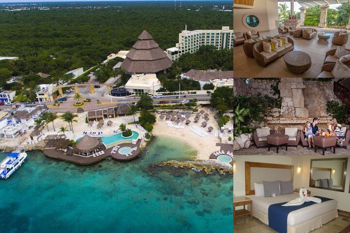Grand Park Royal Cozumel All Inclusive photo collage