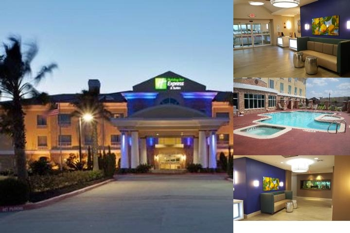 Holiday Inn Express Hotel & Suites Pearland photo collage