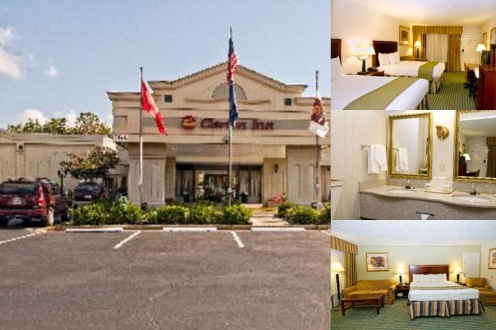 Holiday Inn North Clarion Inn