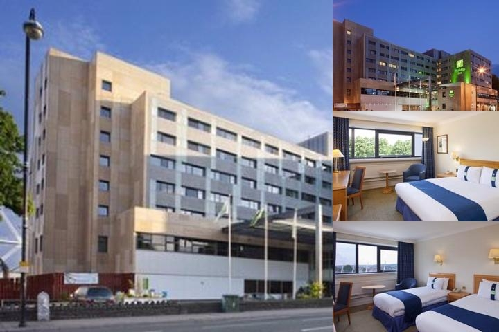 Holiday Inn Cardiff City Centre photo collage