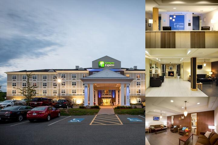 Holiday Inn Express Stellarton New Glasgow photo collage