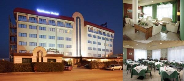Hotel Nettuno photo collage
