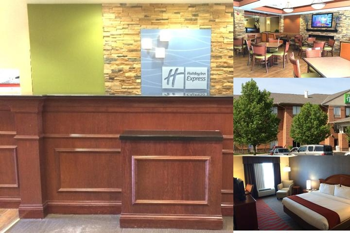 Holiday Inn Express & Suites Centerville photo collage