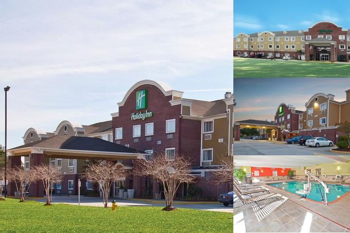 Holiday Inn Hotel Suites Slidell Photo Collage