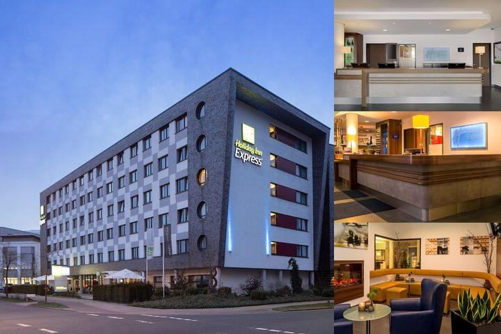 Holiday Inn Express Bremen Airport photo collage