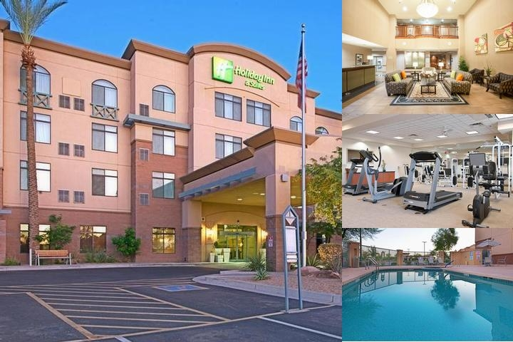 Holiday Inn & Suites Goodyear Az photo collage