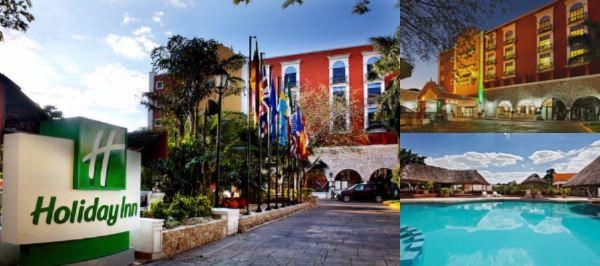 Holiday Inn Merida Mexico photo collage