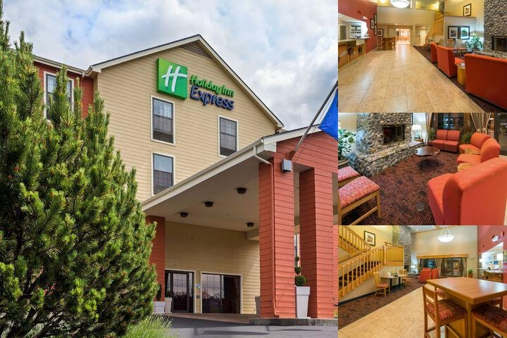 Holiday Inn Express Grants Pass Oregon photo collage