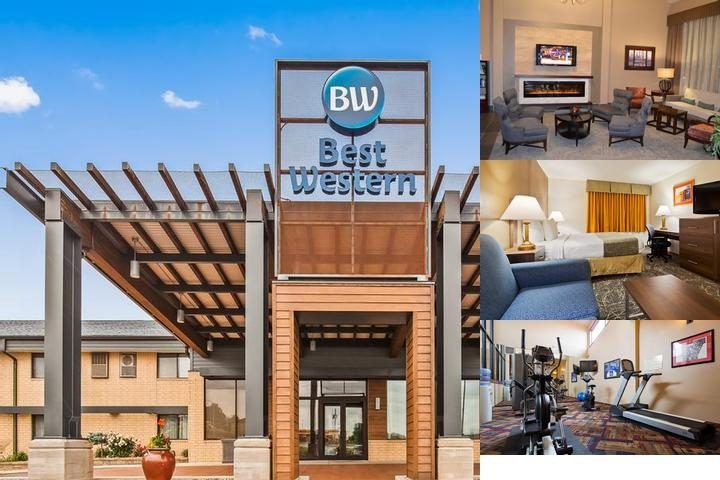 Best Western West Towne Suites photo collage