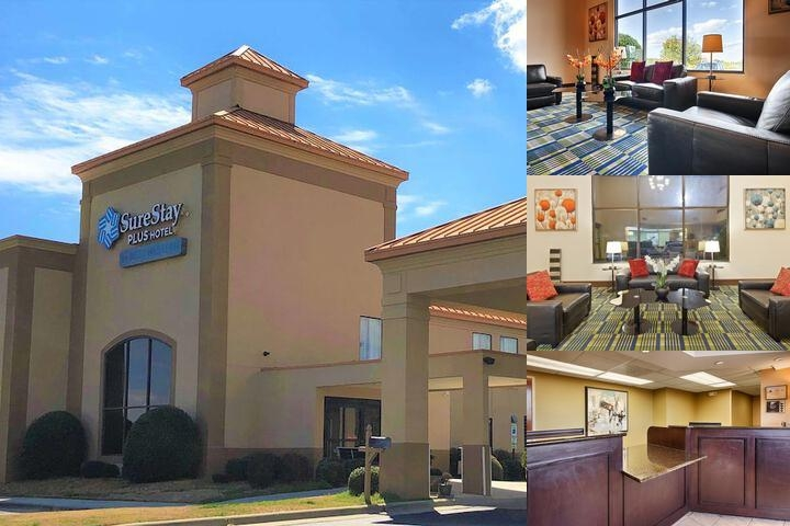 Best Western Roanoke Rapids Hotel & Suites photo collage