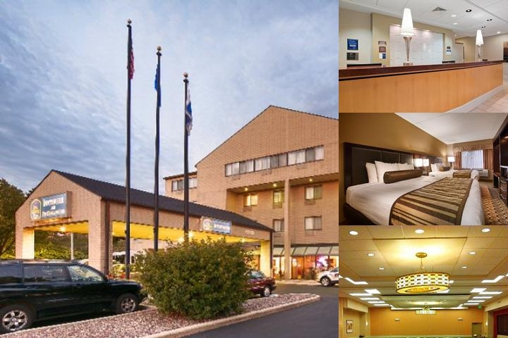 Best Western Plus Inntowner & The Highland Club photo collage