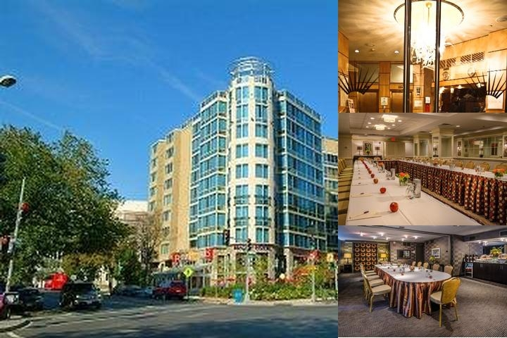 Beacon Hotel & Corporate Quarters photo collage
