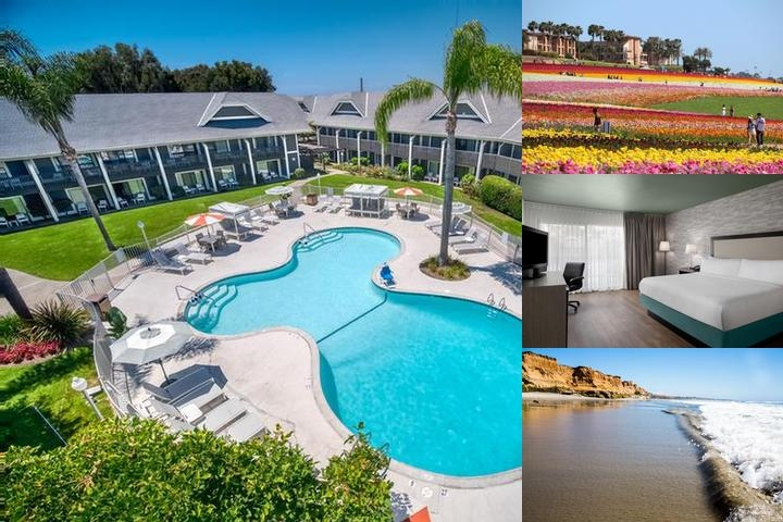 Carlsbad by The Sea Resort photo collage