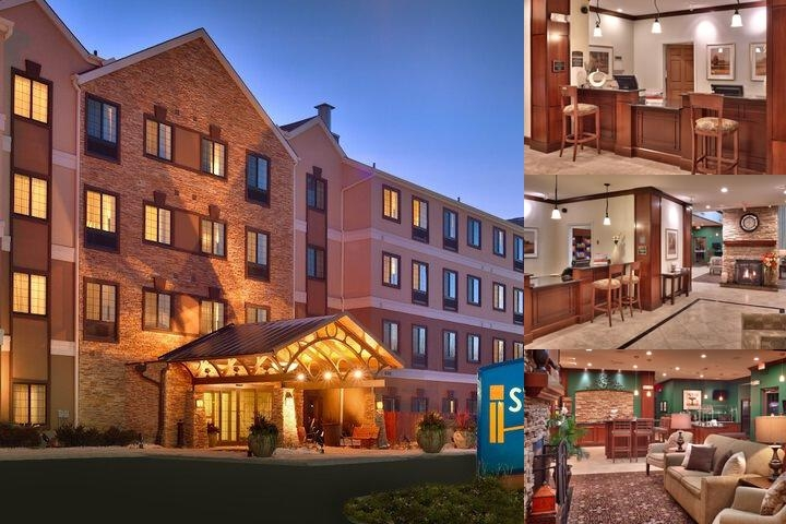 Staybridge Suites Omaha photo collage