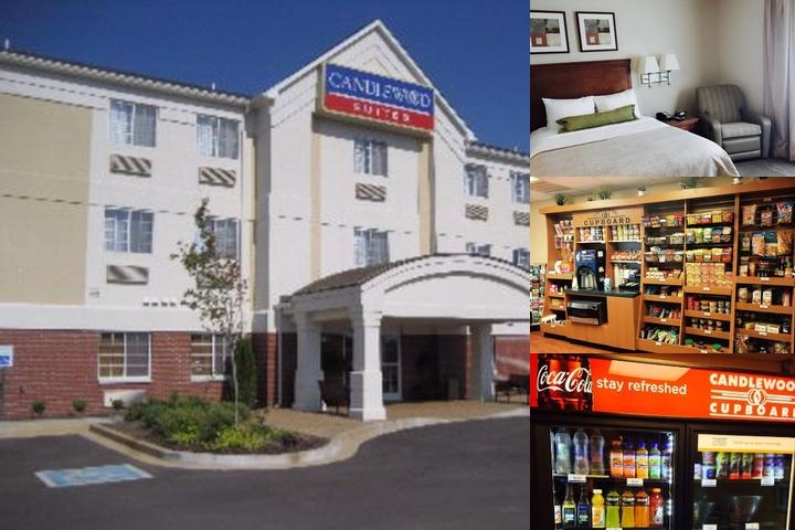 Candlewood Suites Olive Branch photo collage