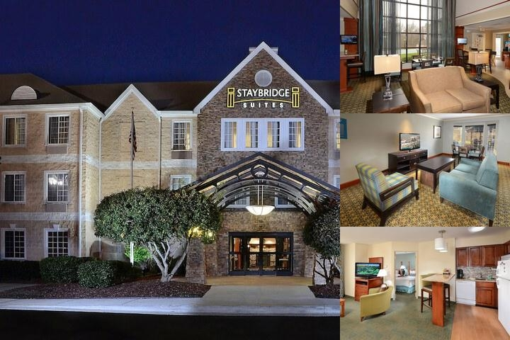 Staybridge Suites Rdu photo collage
