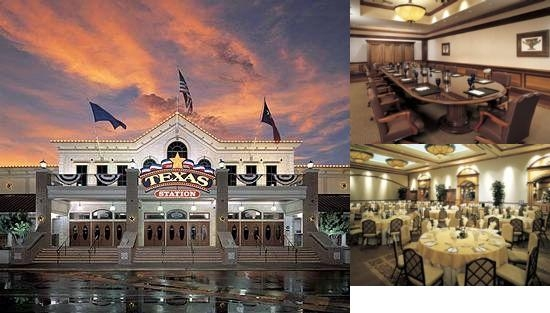 Texas Station Hotel & Casino photo collage