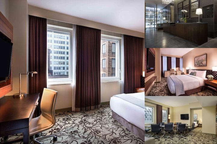 Cassa Hotel New York photo collage