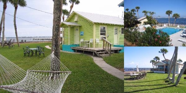 Caribbean Shores Hotel & Cottages photo collage