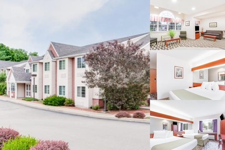 Microtel Inn & Suites by Wyndham Olean / Allegany photo collage