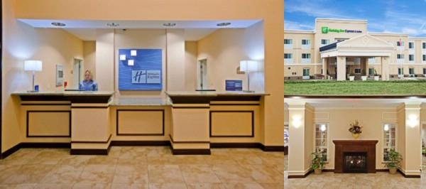 Holiday Inn Express Jasper Indiana photo collage