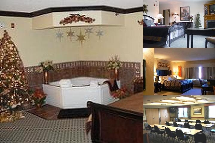Americinn Wabasha photo collage