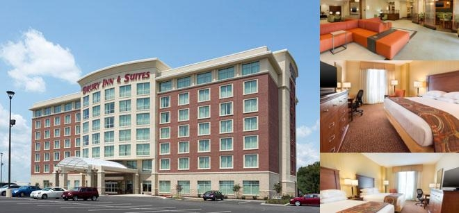 Drury Inn & Suites Mount Vernon photo collage
