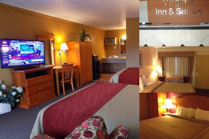 Virginia Inn photo collage